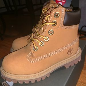 Timberland Boys Boot size 9 Toddler
